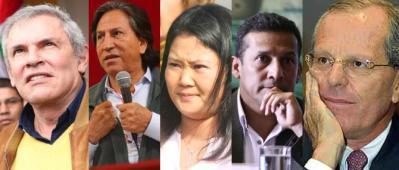 Elecciones Presidenciales Perú 2011.