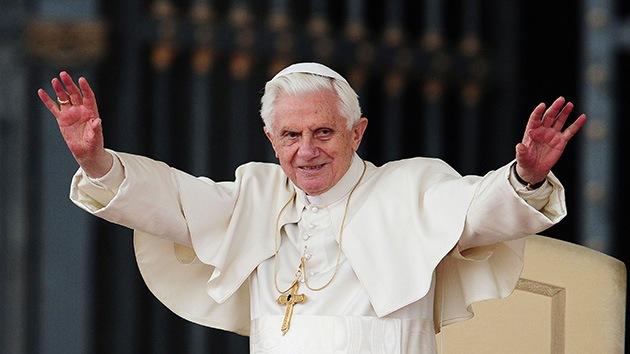 ¡Benedicto XVI, por siempre!