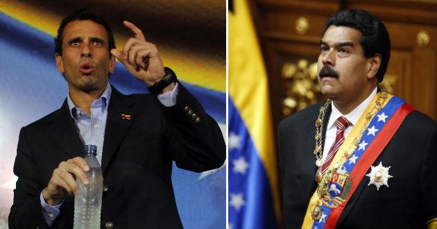 Abuso de poder en Venezuela.