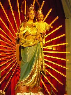 María Auxiliadora, un sentimiento que vive en todos.